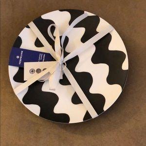 Marimekko for Target salad plate set